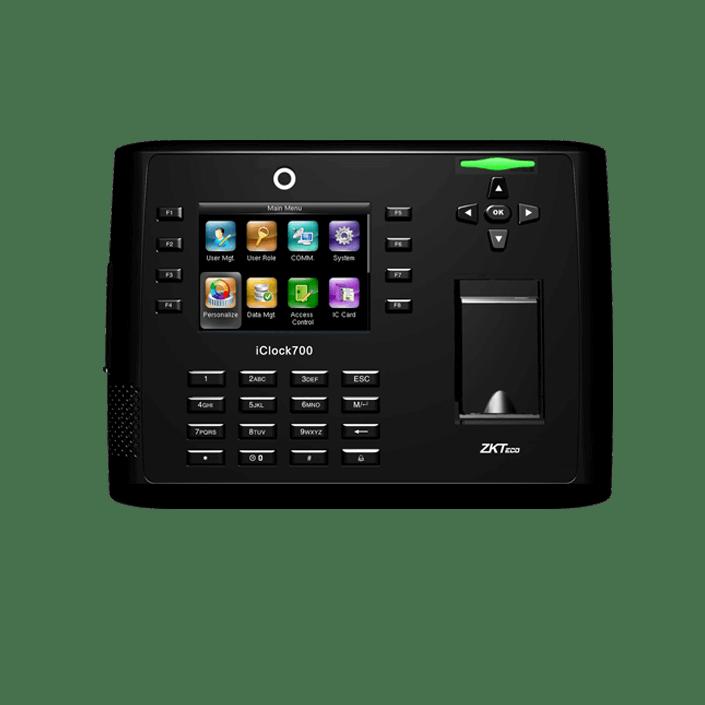 ZkTeco iClock700 Parmak İzi ve Geçiş Kontrol Terminali