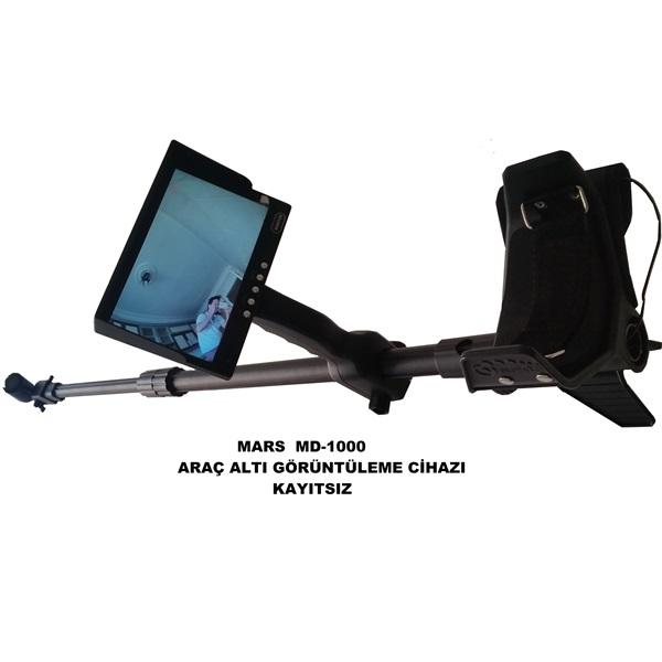 Kameralı Araç Altı Görüntüleme Aynası MD-2000